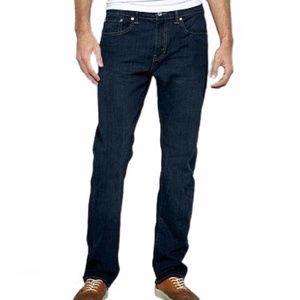 Men's Levi's 513 Dark Blue Jeans